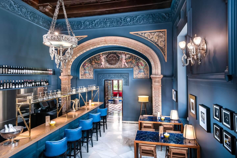 ホテルアルフォンソ レストラン