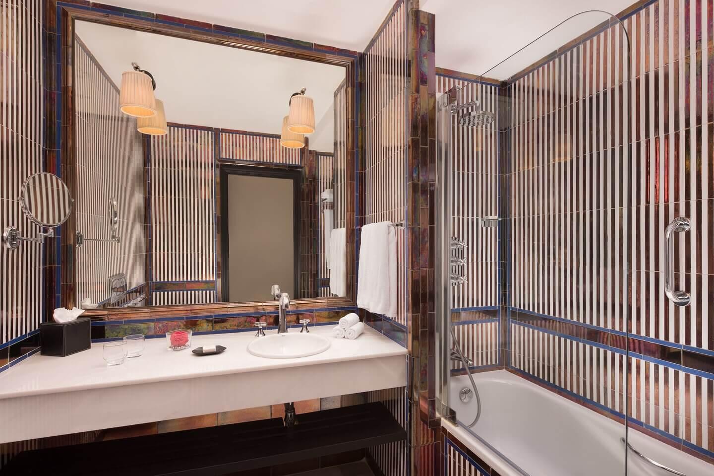 ホテルアルフォンソ ゲストルーム バスルーム