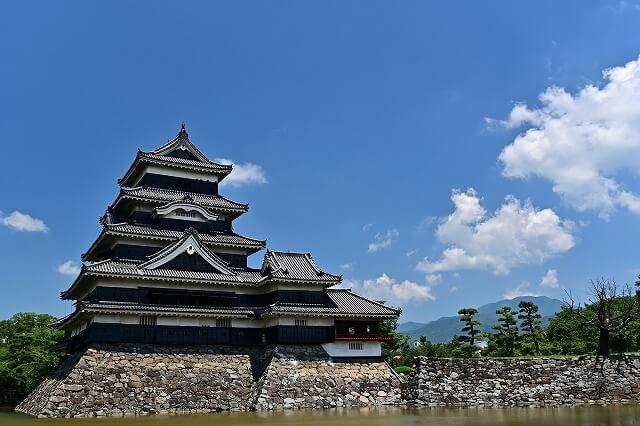 八ヶ岳 レポート 松本城