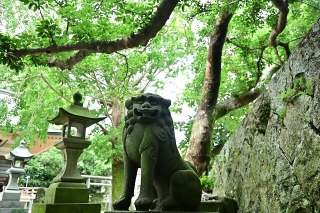 上五島 奈良尾神社