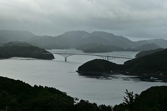 上五島 龍観山望所