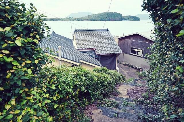小値賀島 島の風景
