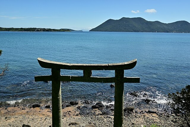 小値賀島 地の神嶋神社