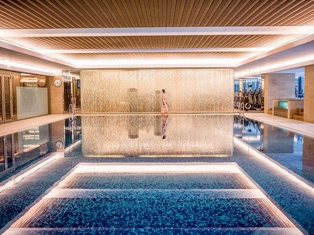 インターコンチネンタルホテル大阪 プール