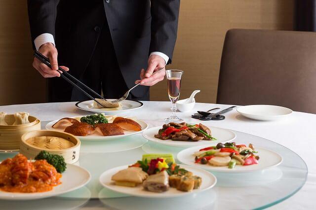 ザ・キャピトルホテル東急 中国料理_星ヶ丘_料理イメージ