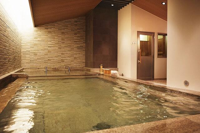 インターコンチネンタルホテル大阪 日本式浴場