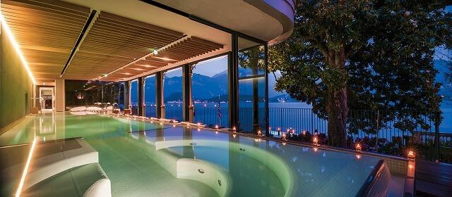 グランド ホテル トレメッツォ T Spa - Infinity Pool