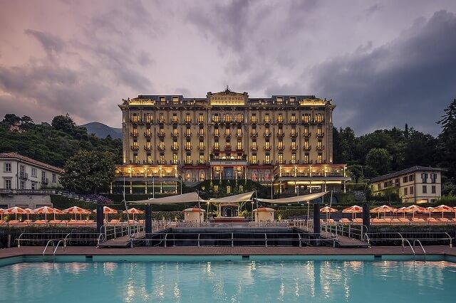 グランド ホテル トレメッツォ