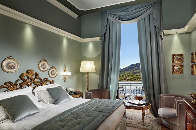 グランド ホテル トレメッツォ Lake View Prestige Room