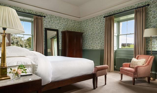 カートン ハウス House Garden Suite bedroom