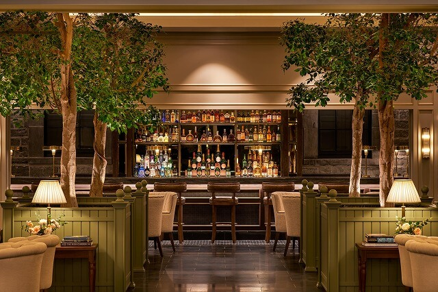 カートン ハウス The Courtyard Bar